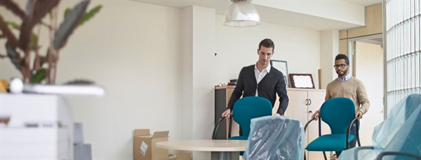 Moving Office? Here are the top tips from the moving professionals!