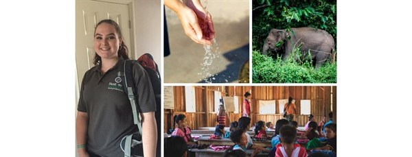 We're sponsoring a volunteering expedition to Borneo