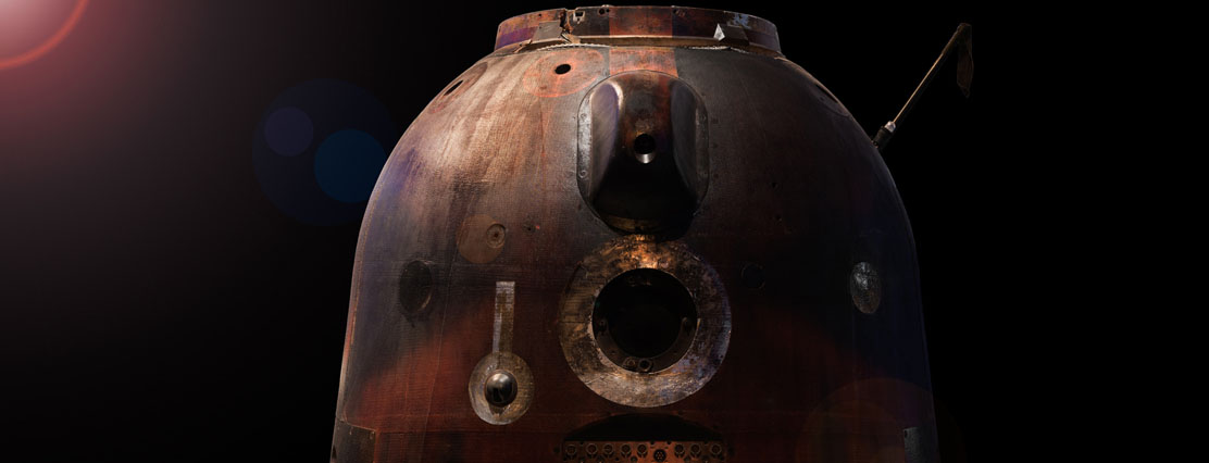 Project Highlight: the Soyuz Spacecraft move