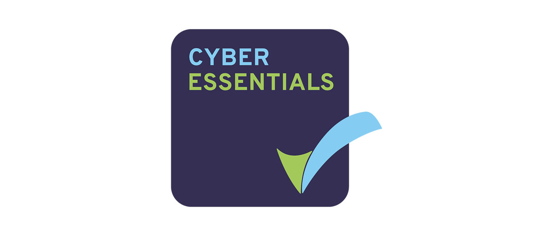 We've achieved Cyber Essentials Certification