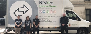 Restore Harrow Green donates £2,500 worth of equipment to the Personal Support Unit