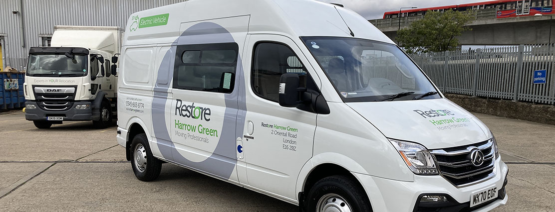 Our first Electric Vehicle, paving the way for the future