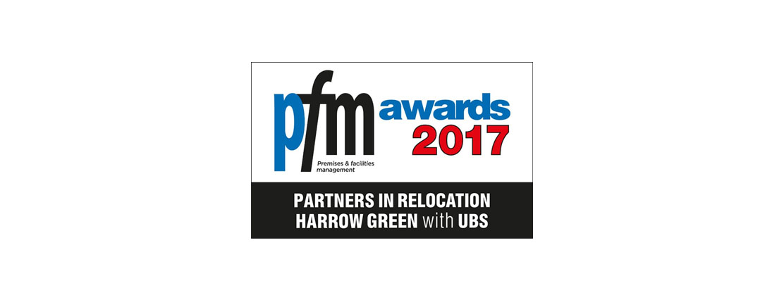 Restore Harrow Green wins Partners in Relocation category at PFM Awards 2017