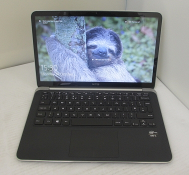 Harrow Green - image of a Dell laptop
