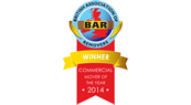 Harrow Green won the prestigious 2014 Commercial Mover of the Year award.