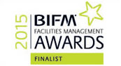 We were a finalist in the Learning and Career Development category for the BIFM Awards 2015.