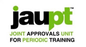 We are approved by JAUPT to deliver training