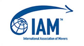 We are a member of IAM – the International Association of Movers